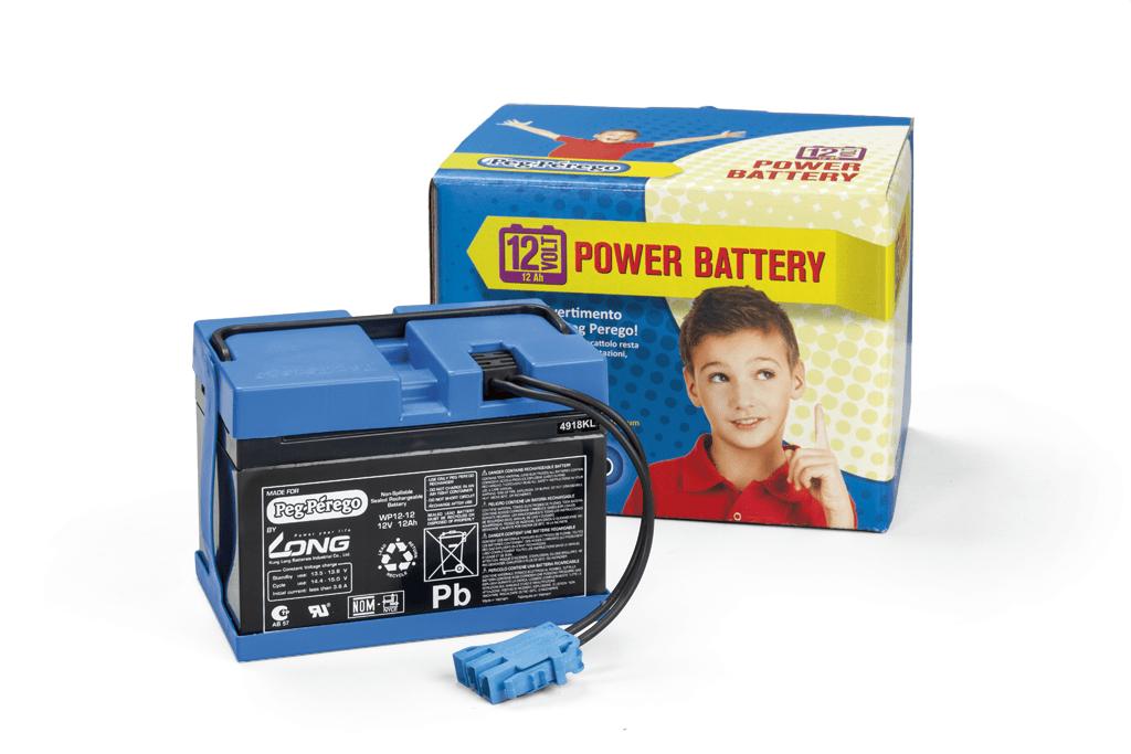 TopKidCar - Batterie und Ersatzakku