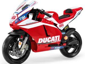 TopKidCar - Ducati GP Elektromotorrad für Kinder im Alter von 3-7