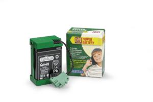 TopKidCar - Batterie - Ersatzakku