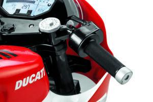 Ducati Kindermotorrad Handle