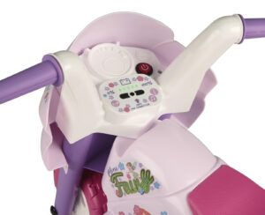 TopKidCar - Mini Fairy Elektrodreirad für Kinder im Alter von 1-3
