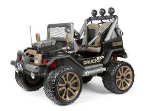 TopKidCar - Gaucho XP Elektrogeländefahrzeug für Kinder im Alter von 3-7
