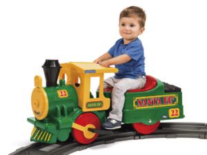 Topkidcar - Santa Fe Zug für Kinder im Alter von 2-4