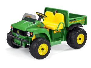 TopKidCar - John Deere Gator HPX Elektroauto für Kinder im Alter von 3-7