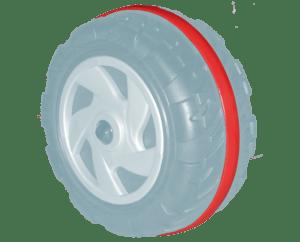 TopKidCar - Rubberband Bodenschutz